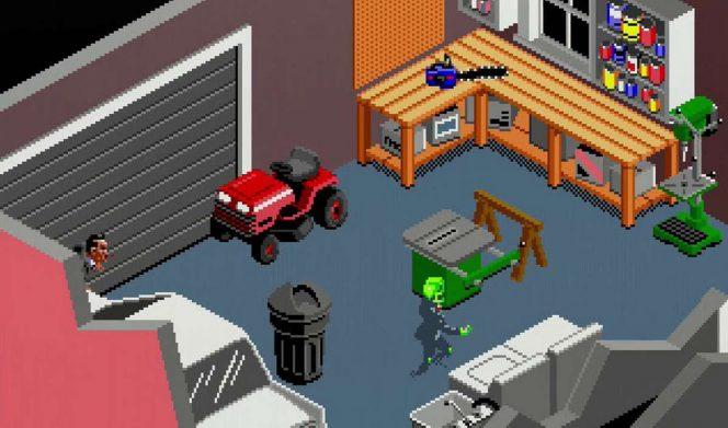 Haunting Starring Polterguy - Mega Drive trucchi videogame