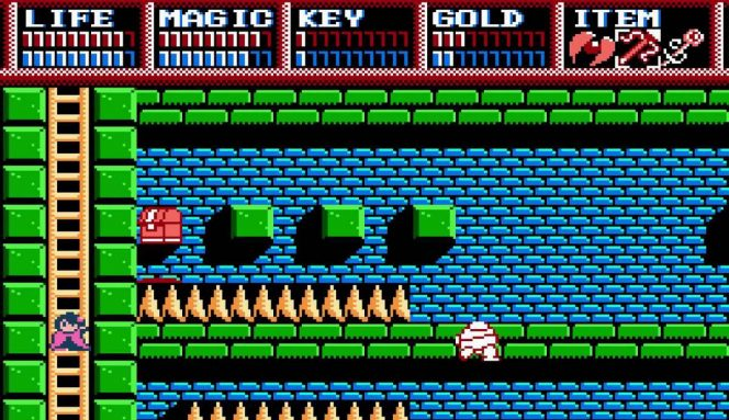 Legacy of the Wizard - NES trucchi videogame