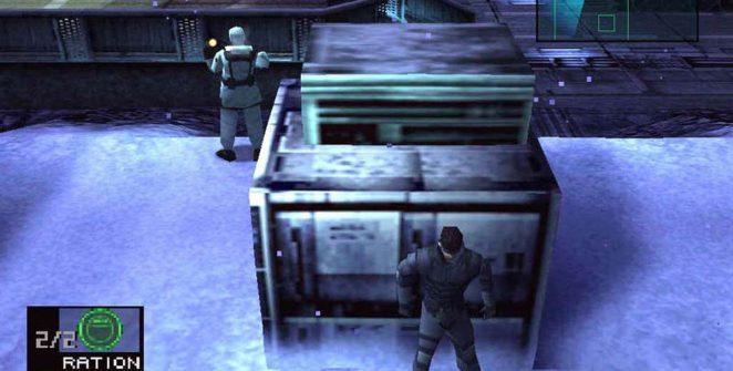 Metal Gear Solid - PS1 trucchi e codici videogame