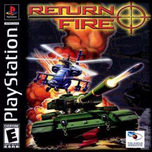 Return Fire - PS1 trucchi e codici