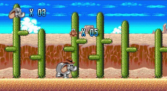 Rolo to the Rescue - Sega Genesis trucchi videogame