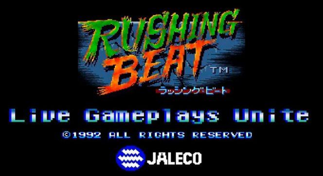Rushing Beat - SNES trucchi e codici videogame