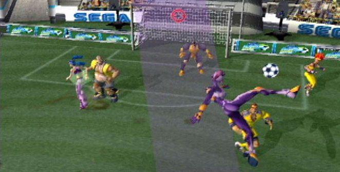 Sega Soccer Slam - PS2 trucchi videogame