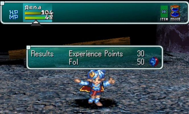 Star Ocean: The Second Story - PS1 trucchi
