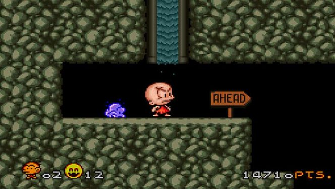 Super B.C. Kid - SNES trucchi videogame