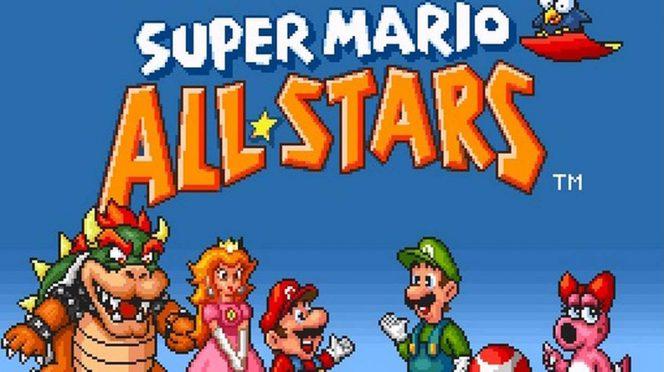 Super Mario All-Stars - SNES trucchi videogame