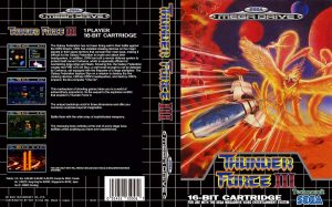 Thunder Force III - Mega Drive trucchi