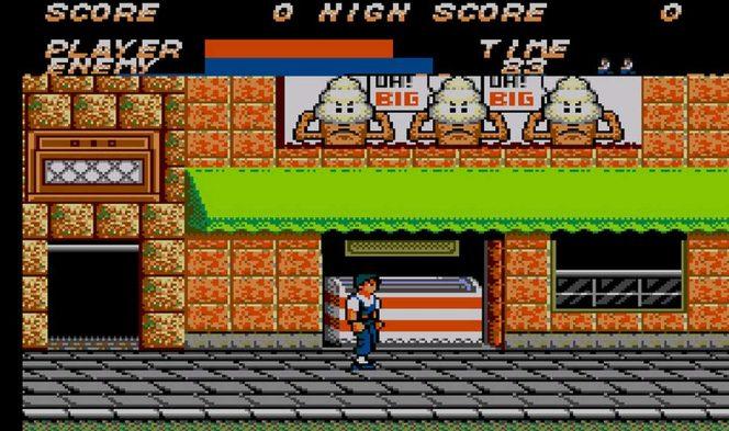 Vigilante - Master System trucchi videogame