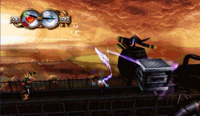 Wild 9 - PS1 trucchi e codici videogame