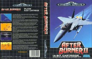 After Burner II - Mega Drive trucchi