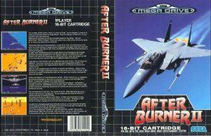 After Burner II - Mega Drive trucchi