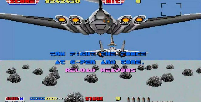 After Burner II - Mega Drive trucchi videogame
