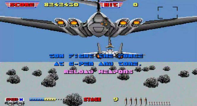 After Burner II - Mega Drive trucchi videogame