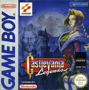 Castlevania Legends - Game Boy password