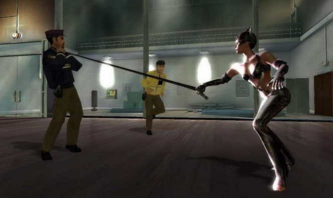 Catwoman - GameCube trucchi videogame