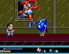 Ghostbusters - Mega Drive trucchi videogame