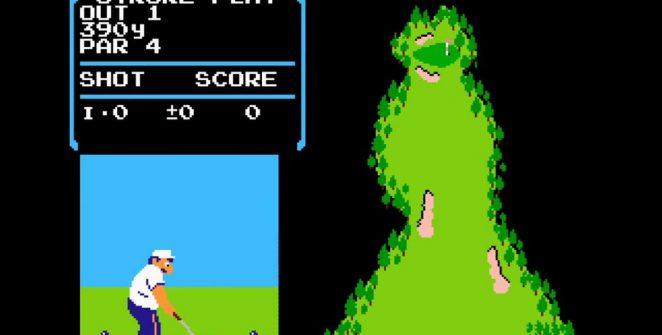 Golf - NES trucchi e codici videogame