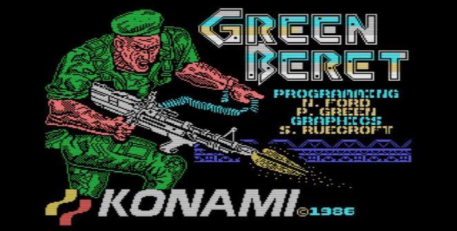 Green Beret - NES trucchi e codici videogame