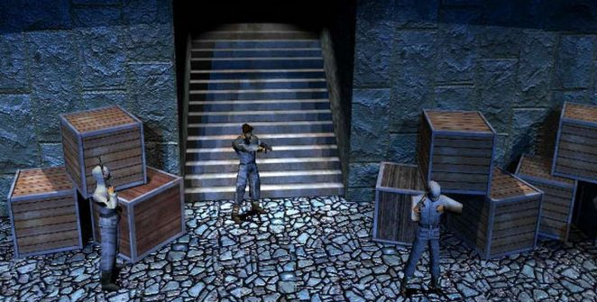 In Cold Blood - PS1 trucchi videogame