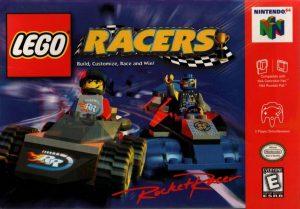 LEGO Racers - N64 trucchi e codici