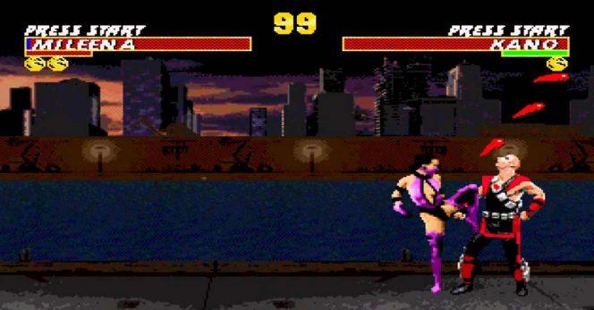 Mortal Kombat 3 - Genesis trucchi videogame