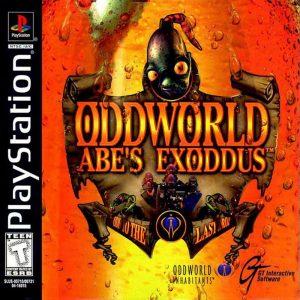 Oddworld Abe's Exoddus - PS1 trucchi