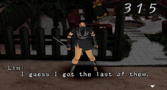 Ronin Blade - PS1 trucchi e codici videogame
