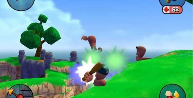 Worms 3D - PS2 password videogame