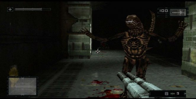Alien Resurrection - PS1 trucchi videogame