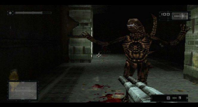Alien Resurrection - PS1 trucchi videogame