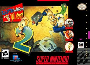 Earthworm Jim 2- trucchi SNES