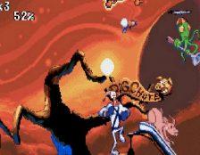 Earthworm Jim 2 - trucchi SNES videogame