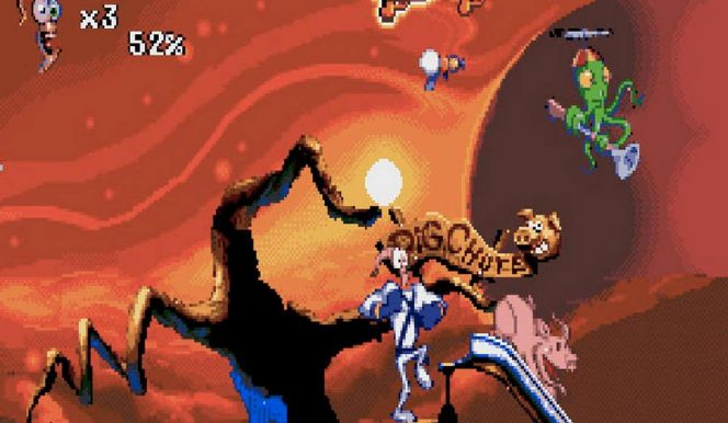 Earthworm Jim 2 - trucchi SNES videogame