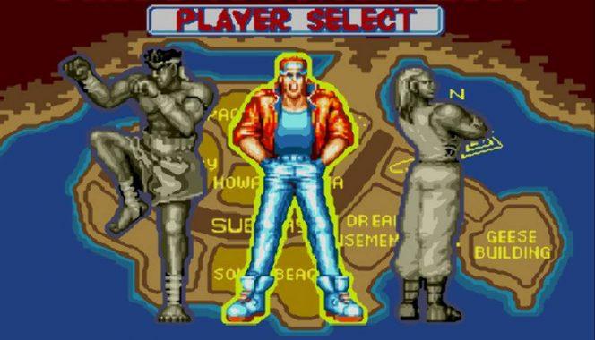 Fatal Fury - Mega Drive trucchi videogame