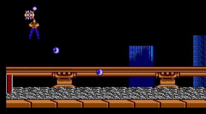 Forgotten Worlds - Master System trucchi videogame