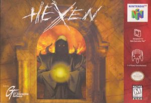 Hexen - Nintendo 64 trucchi