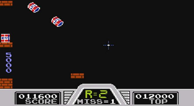 Hogan's Alley - NES trucchi videogame