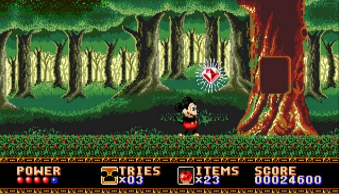Land of Illusion - Master System trucchi videogame