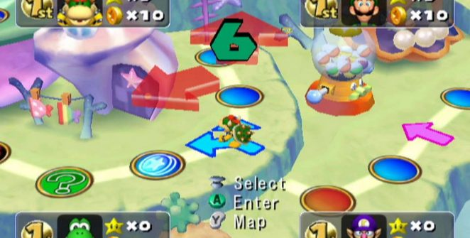 Mario Party 5 - GameCube trucchi videogame