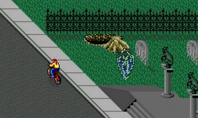 Paperboy 2 - SNES trucchi e password videogame