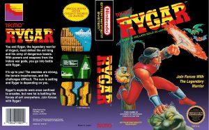 Rygar - NES trucchi e codici