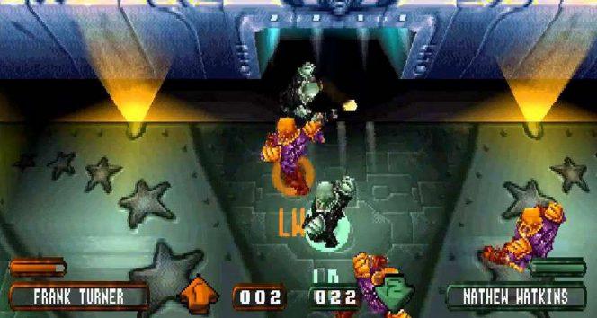 Speedball 2100 - PS1 trucchi videogame