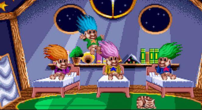 Super Troll Islands - SNES trucchi videogame