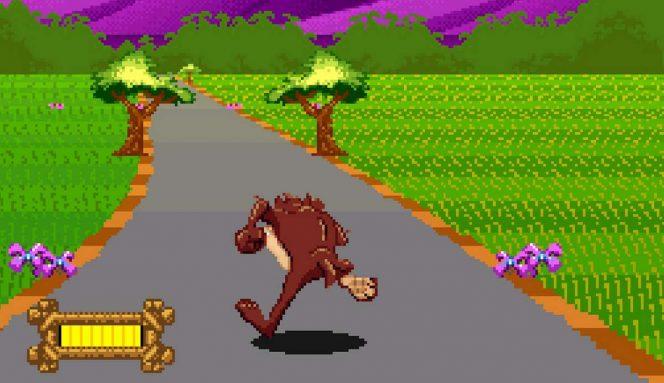 Taz-Mania - SNES trucchi e codici videogame