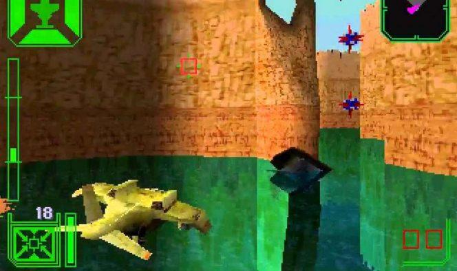 Warhawk - PS1 trucchi e codici videogame