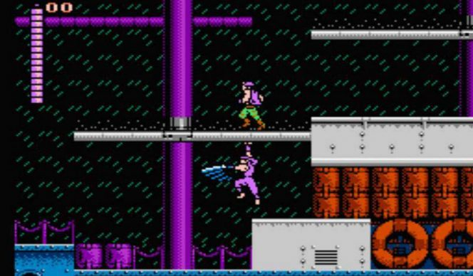 Blue Shadow - NES trucchi videogame