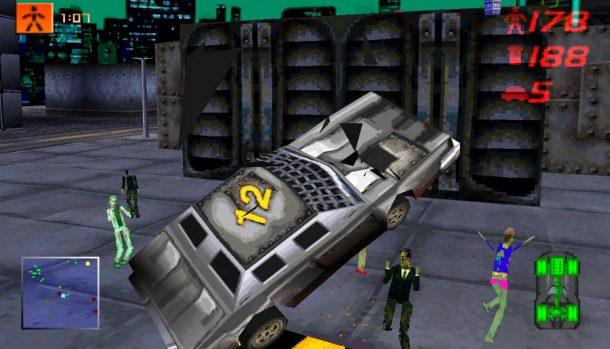 Carmageddon - PlayStation 1 trucchi e codici videogame