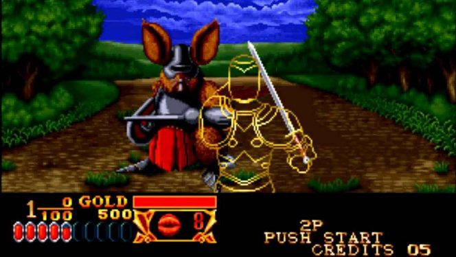 Crossed Swords - Neo Geo trucchi videogame