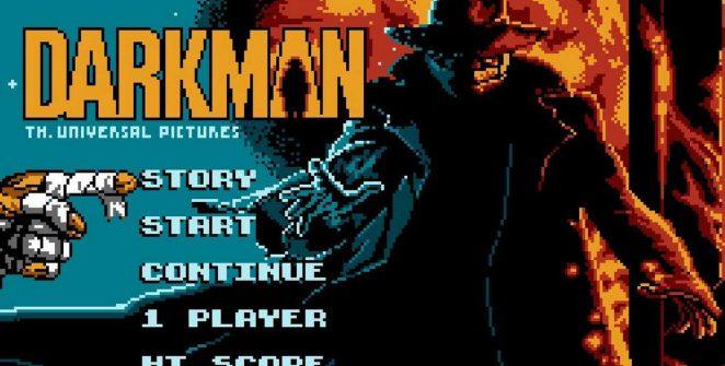 Darkman - NES trucchi e codici videogame