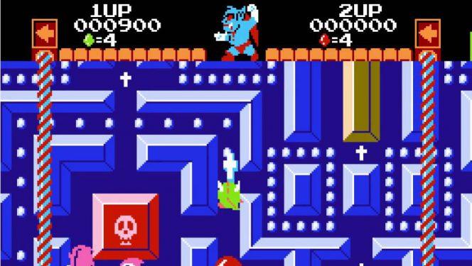 Devil World - NES trucchi e codici videogame